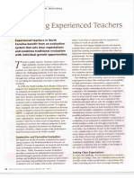 howard   mccloskey  darling  - evaluating experienced teachers