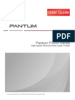 Pantum P3000 Series PCL User Guide en V1.1
