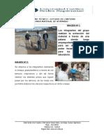 Informe Tecnico de Canteras Para Material de Afirmado
