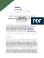 Diseño de Software Educativo Basado en Competencias