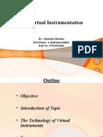 53638273 Virtual Instrumentation Ppt