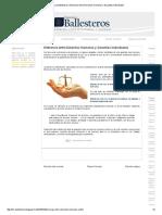 Francisco Ballesteros_ Diferencia entre Derechos Humanos y Garantías Individuales.pdf