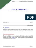 01 SISMICA 2009-10 rev1.0