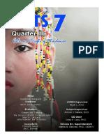 Arts_G7 Quarter 3_Roselyn B. Sanquina