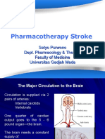 Pharmacotherapy of Strokeppt