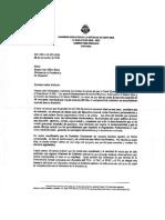 Petición Sandra Piszk
