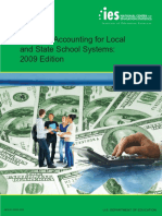 Financial Accounting for Local and State School Systems