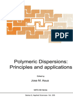 Polymeric Dispersions Principles and Applications