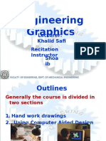 Graphices Lecture#1