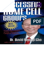 Successful Home Cell Groups - Dr David Yonggi Cho
