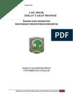 Log Book IKM