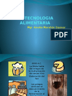 BIOTECNOLOGIA ALIMENTARIA