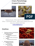 Veterinary Parasitology Arthropod 2 Ticks 2015