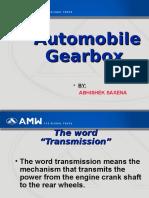 Unit 1 Automobile Gear Box 2