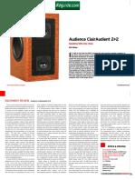 2011 Loudspeakers Buyers Guide Audience