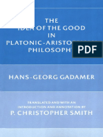 Gadamer, H-G - Idea of the Good in Platonic-Aristotelian Philosophy (Yale, 1986).pdf