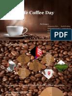 Café Coffee Day_group 5