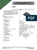Bm94801kut Audio SOC in Panasonic audio microsistem