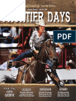2016 Frontier Days Souvenir Edition
