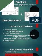 quimica desconocido