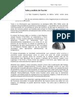 Analisis de Fourier MATLAB