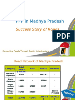 Ppp in Mp Success Story of Roads