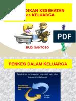 P2PL Melalui Pendidikan Kesehatan Pada Keluarga