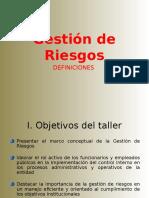 Definiciones en la gestión de riesgos.pptx
