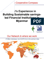 Building Sustainable Savings-Led Financial Institutions in Myanmar