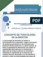 Toxicologia y Seguridad Alimentaria