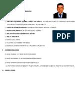 Curriculum Vitae Aumada