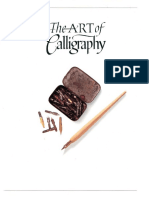 The Art of Calligraphy By David Harris.pdf