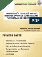 Presentacion Comp. Reactiva-IEEE FIEE UNCP