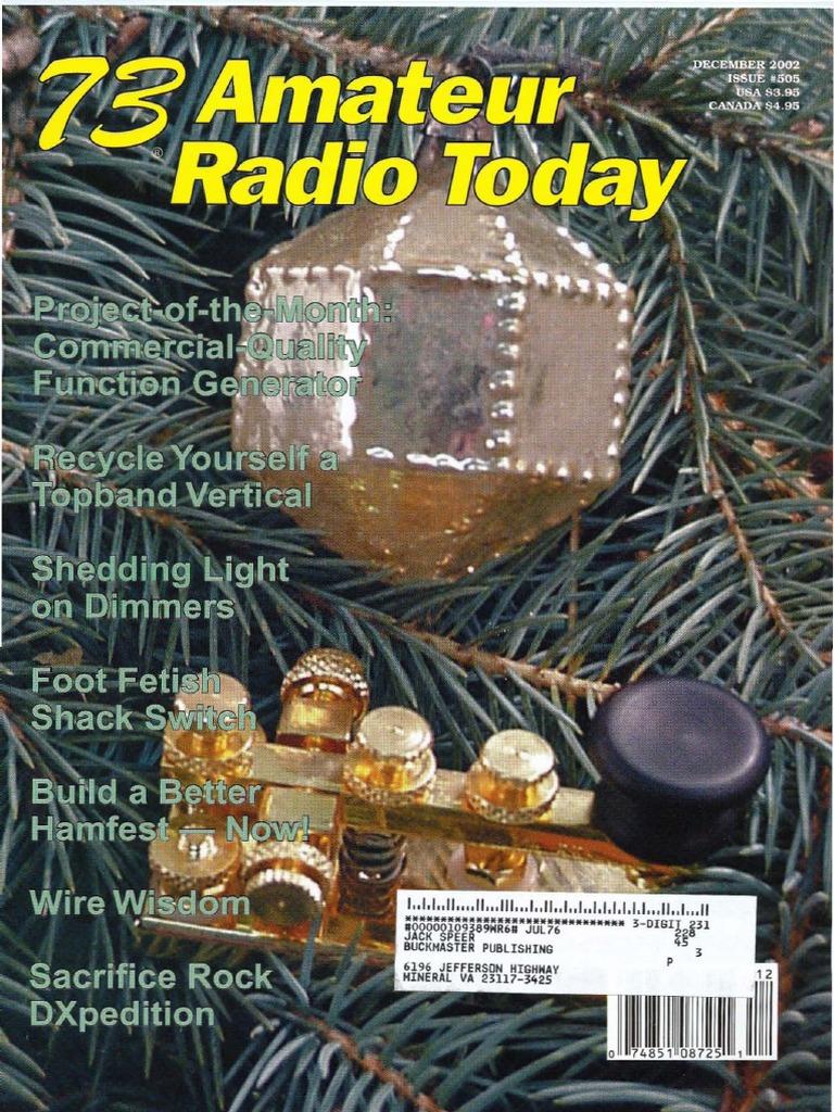 a pdf | Very High Frequency | Sonar