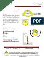 Data Sheet-punto Anclaje Ldv 029 Fall Protec