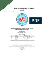 Makalah Perancangan Web (Website 5K Lapak)