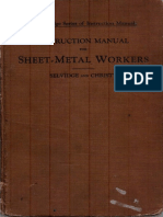 Selvidge and Christy_1925_instruction Manual for Sheet-metal Workers
