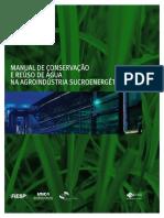 Manual de Conservação e Reuso Da Agua