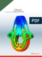 SolidWORKS (FEA) Simulation Theory Manual