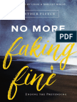 No More Faking Fine Sample