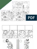 Orden cronológico de historieta