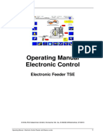 Operating Manual - Feeder