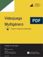 Tesis-Videojuego Multigenero GARCIA REILLO EDUARDO