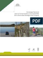 Estrategia Nacional Biodiversidad