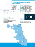 Chicago Smart Lighting Project Demonstration Map