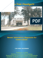 Newer Diagnostic for TB Final 30 .6.2015