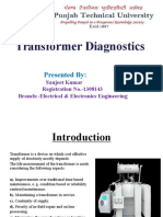 transfomer diagnostics.ppt