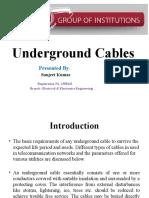 Underground Cables.pptx