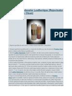 Aplicare Leatherique - Tratament Piele