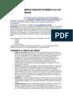 La Empresa Iberica Paga de Acuerdo a La Ley a Cada Proveedor